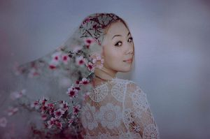 The flowers in your hair by EmiNguyen