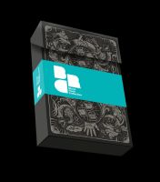 Black Rock Collective Card Box by stingerstyler
