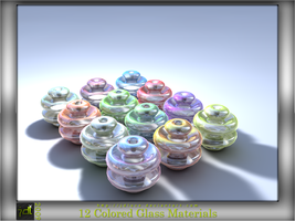 C4D Material Set 13 by JDLuxe