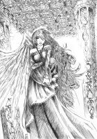 Angel by Oriano-Shinkaze