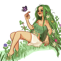 Mother Earth by laurelles