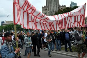Cannabis Liberation March by w-p
