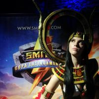 Isis - Smite by petisa