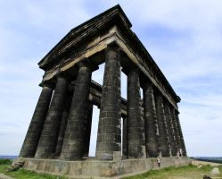 Penshaw Monument II by KERphotography