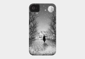 New Phone Cases DOTD Alone Again by Design-By-Humans