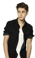 Justin Bieber PNG by Javoeditons