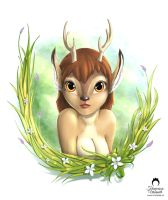 Spring Creature by nime080