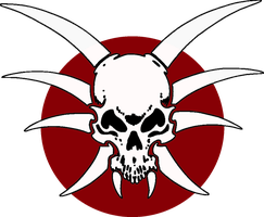 Buck Rogers Draconian/Pirate Symbol by viperaviator