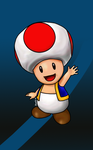 Toad by ana-shorty