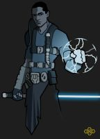 Starkiller by flashmcgee