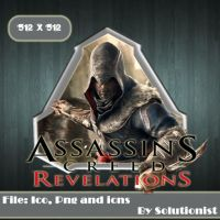 Assassins Creed Revelations by Solutionist