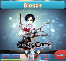 Blood+ ICO & PNG by bryan1213