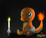 candle light by tailslover42