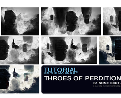 Tutorial - Throes of perdition by rockerdish