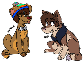 PUPPIES by AxelPUP101