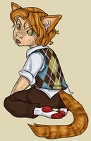 Hiccups: Toddler Asher by ph00