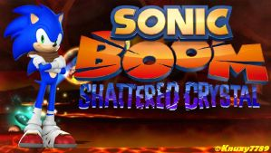 Sonic Boom Shattered Crystal - Sonic - Wallpaper by Knuxy7789