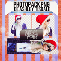 + Pack Png Ashley Tisdale by JoseAOvando