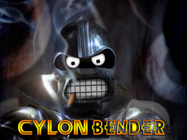 Cylon Bender 2 by PZNS