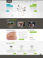 Joomla template - Lifestyle by DarkStaLkeRR
