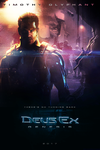 Deus Ex fan made movie poster by NiteOwl94