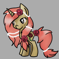 Roseberry by NyxTheFlyingKatFish