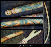 The Poisoner's Wand by Lolair