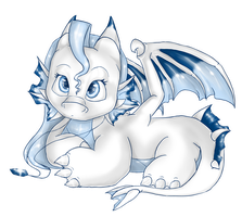 Chibi Lhuna 2 by SweetLhuna