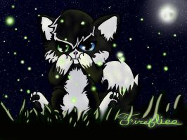 Fireflies - Chibi by Flautist4ever