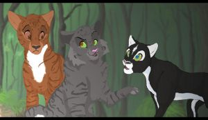 Warriors: ITW by Roseheart by StarClan