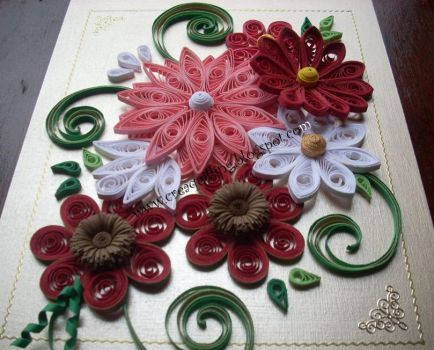 Cuadro Floral by Pilys-art