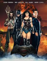 Dawn of Justice by SimmonBeresford