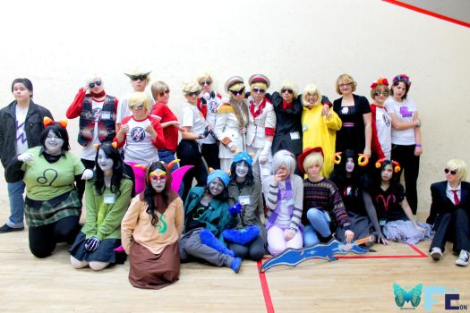 FrostCon 2 - Official Homestuck 42 by Midnight-Dare-Angel