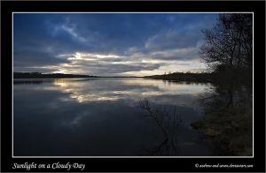 Sunlight on a Cloudy Day by Andrew-and-Seven