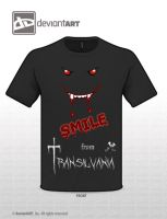 Dracula smile by Cristian79