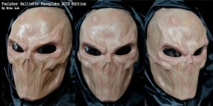 Punisher 2012 Mask by Uratz-Studios