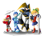 MegaMan Boom!! by drivojunior
