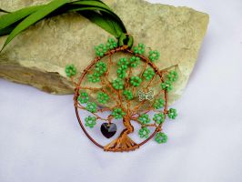 Tree pendant by Mirtus63