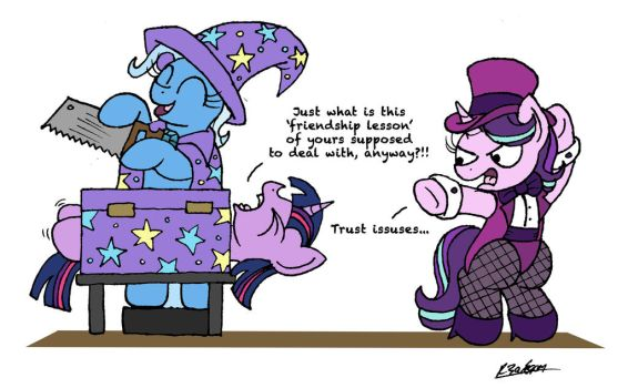 Issues by bobthedalek