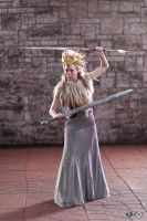 Jadis, Queen of Narnia by Verdaera
