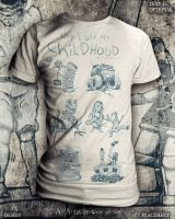 WhyILeftMyChildhood t-shirt by Breaky