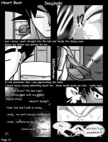 BardokxVegeta Doujinshi (Heart Beat) page 11 by DBZfun4ever
