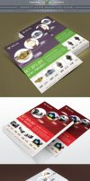 Product Offer marketing Flyer-2 by Saptarang