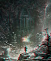The Desolation of Smaug 3-D conversion by MVRamsey