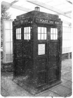 Old Tardis photo by GDMonster