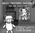 BETA TESTERS WANTED!*NEW GAME*[CLOSED] by Chibixi
