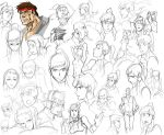 Doodles130422 by will-Ruzicka