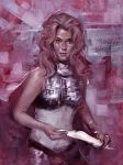 Barbarella by davepalumbo