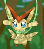 Victini by Nid15