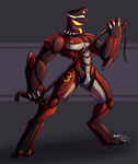 Masterbot: Kaiser by UndeadKitty13